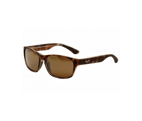Maui Jim Road Trip Mj435-10 gafas de sol color marrón habana brillante 1ud