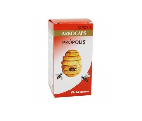 Arkocápsulas Própolis 48cáps