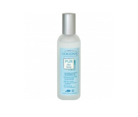 Logona Desodorante Spray Free Pieles Sensibles Vegan 150ml