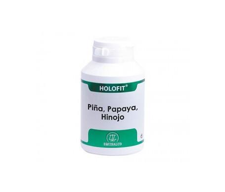 Holofit Piña Papaya Hinojo 180cáps