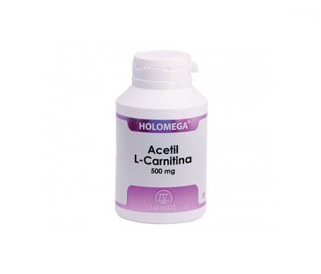 Holomega Acetil L- Carnitina 180cáps