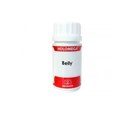 Holomega Belly 50cáps