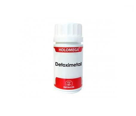 Holomega Detoximetal 50cáps