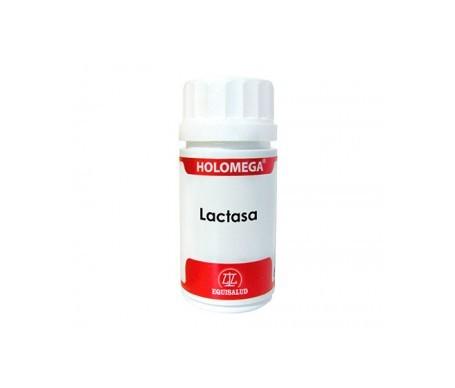 Holomega Lactasa 50cáps