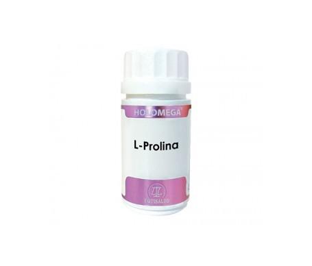 Holomega L-prolina 50cáps
