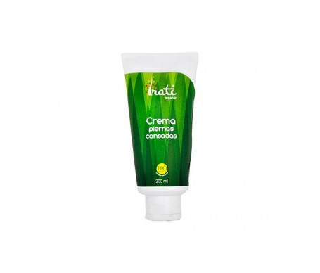 Irati Organic cream for tired legs bio 200ml