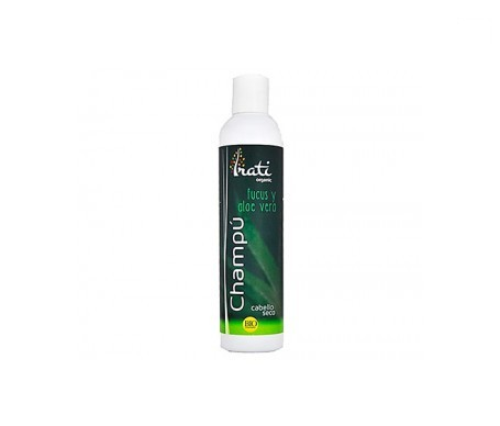 Irati Shampoo Biologico Biologico Capelli Secchi Biologici 250ml