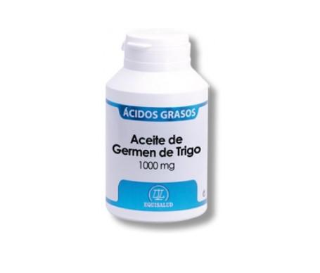 Equisalud aceite de germen de trigo 1.000mg 120cáps