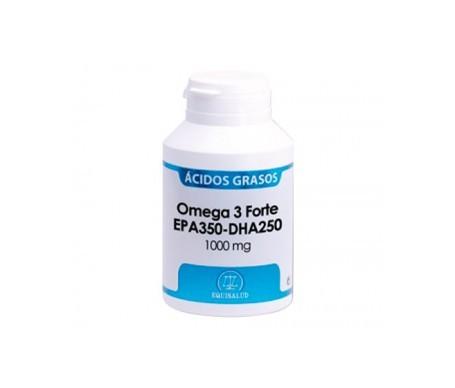 Equisalud Omega 3 Forte Epa350-dha250 1000mg 120caps