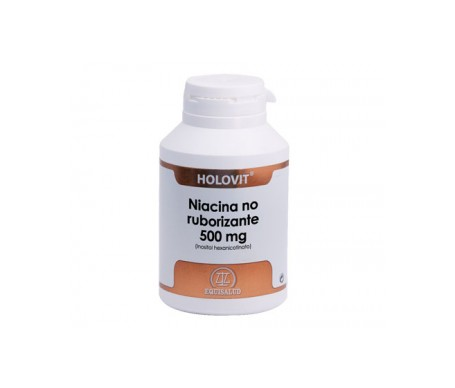 Holovit Niacine Non-Ruborisant 500mg 180g 180caps