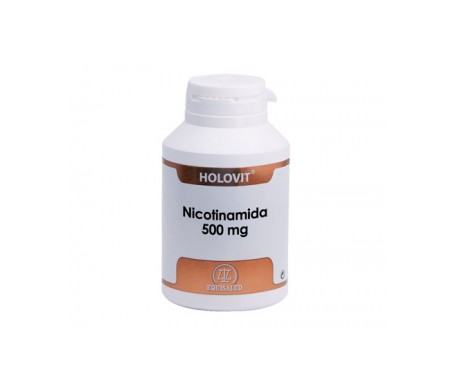 Holovit Nicotinamida 500mg 180cáps