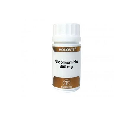 Holovit Nicotinamida 500mg 50cáps