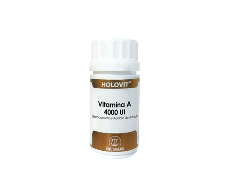 Holovit Vitamina A 4000 Ui 50comp