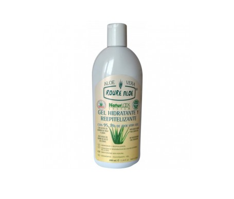 Roure Aloe Gel Aloe Reepitalizante 400ml