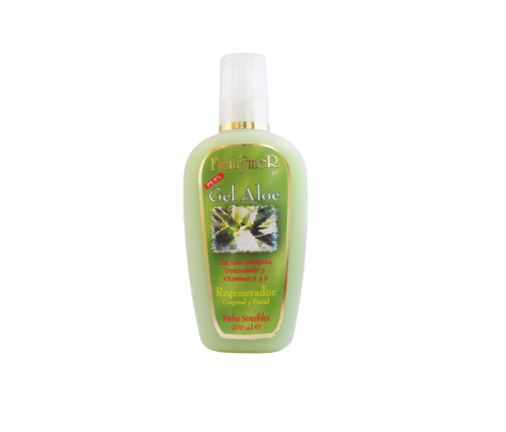 Fleurymer Gel Aloe Mosqueta Y Tepezcohuite 200ml