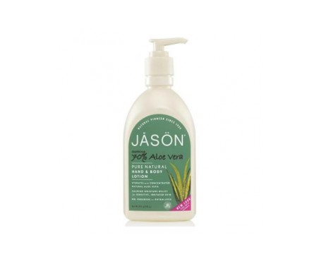 Jason Leche Corporal Aloe 500ml