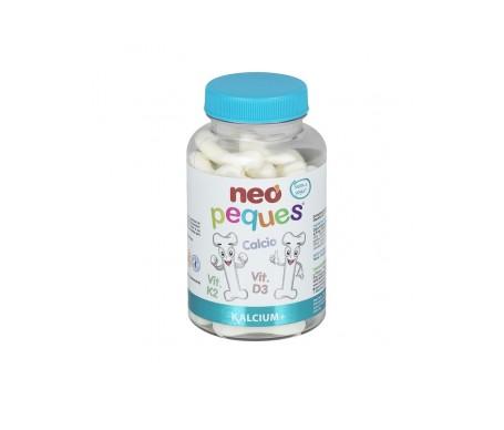 Neo Peques Kalcium+ 30 bonbons