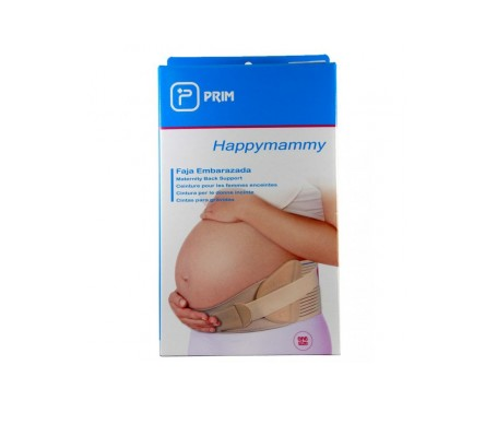 Prim Happymammy faja embarazada color beige 1ud