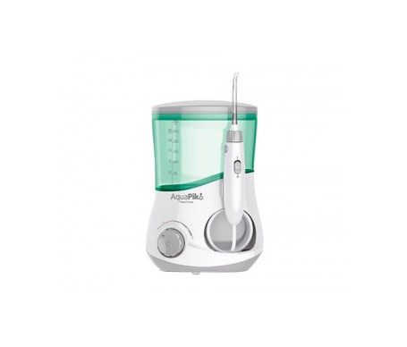 Oral-Teck Aquapik 100 irrigador dental sobremesa 7 boquillas