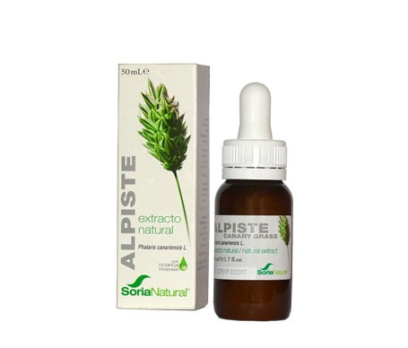 Soria Natural Alpiste Extracto 50ml