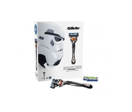 Gillette roglide Flexball Star Wars maquinilla afeitar + 2 recambios