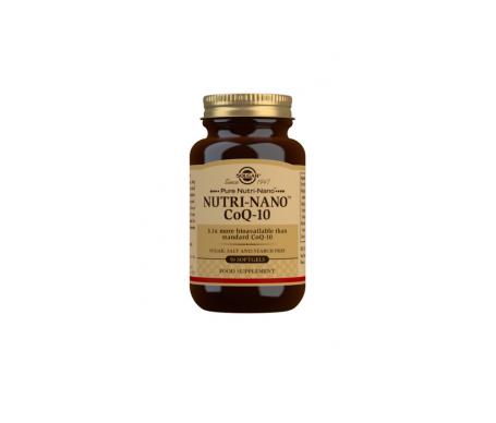Solgar Nutri-Nano Coenzima Q10 50cáps