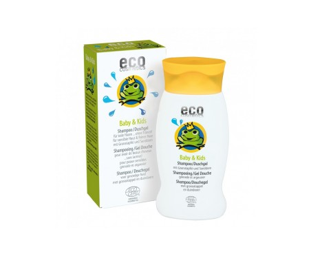 Eco Cosmetics Baby Eco champú y gel 200ml