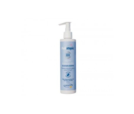 Pediatopic higiene dermoespecífica gel baño 250ml