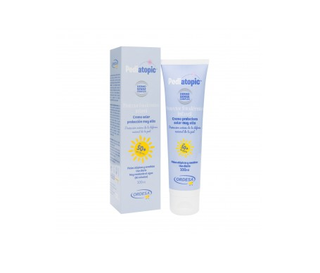 Pediatopic protector fotodérmico infantil 100ml