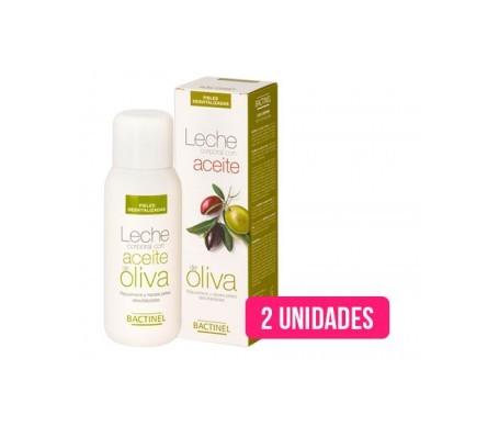 Bactinel Oliven-Öl Milch 400ml+400ml