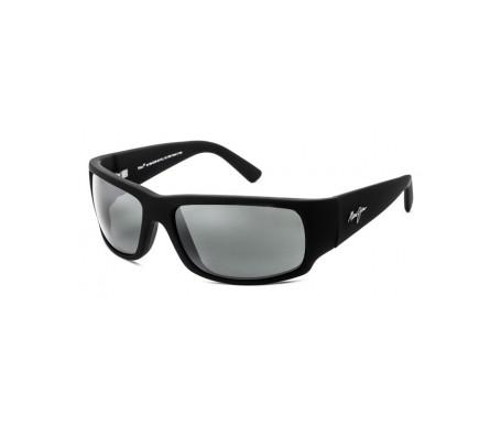 Maui Jim World Cup 266-02MR gafas de sol color negro mate 1ud
