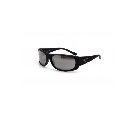 Maui Jim Ikaika 281-02MR gafas de sol color negro mate 1ud