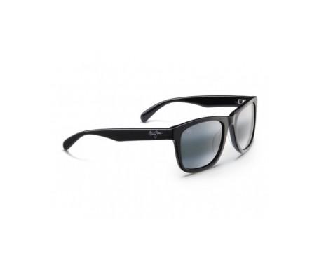 Maui Jim Legends 293-02 gafas de sol color negro brillante 1ud