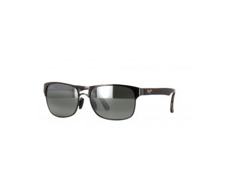 Maui Jim Hang 10 296-02F gafas de sol color gris metal oscuro 1ud