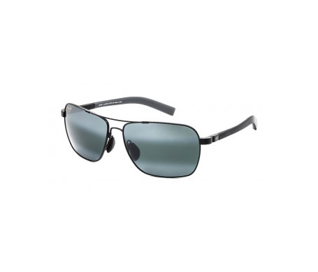 Maui Jim Freight Trains 326-02 gafas de sol color gris 1ud