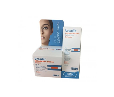 Ureadin® Pack crema hidratación intensa 50ml + contorno ojos 15ml