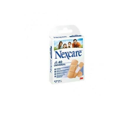 Nexcare® Universal apósitos 40uds