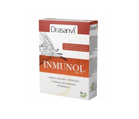 Drasanvi Inmunol 20 viales x 10ml