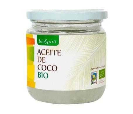 Biospirit aceite de coco virgen extra BIO 240g