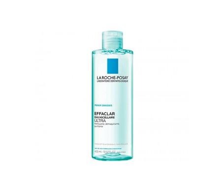 La Roche Posay agua micelar Effaclar ultra piel grasa 400ml