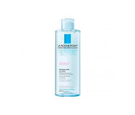 La Roche-Posay acqua micellare ultra pelle reattiva 400ml