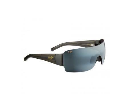 Maui Jim Honolulu 520-02 gafas de sol color metal gris oscuro 1ud