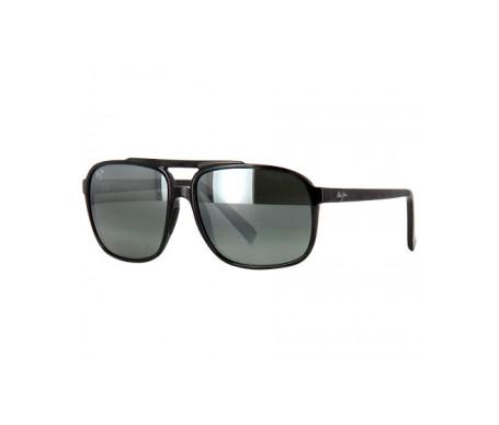 Maui Jim Silversword 701-11T gafas de sol color negro y gris tortuga 1ud