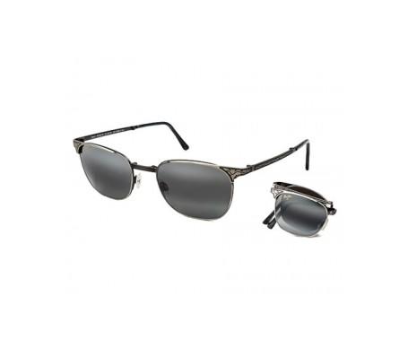 Maui Jim Stillwater Plegable 706-17C gafas de sol color peltre envejecido 1ud