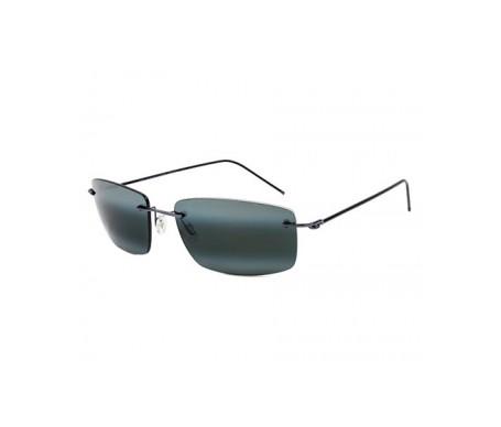 Maui Jim Sandhill 715-06 gafas de sol color metal gris oscuro azulado 1ud