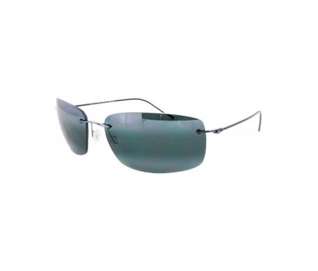 Maui Jim Frigate 716-06 gafas de sol color metal gris oscuro azulado 1ud