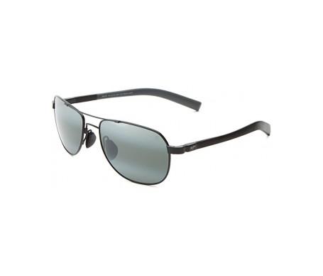 Maui Jim Guardrails 327-02 gafas de sol color metal gris oscuro 1ud