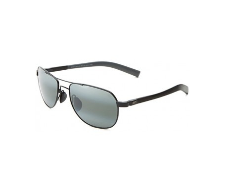 Maui Jim Guardrails 324-17 gafas de sol color metal gris oscuro 1ud