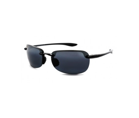Maui Jim Sandy Beach 408-02 gafas de sol color negro brillante 1ud