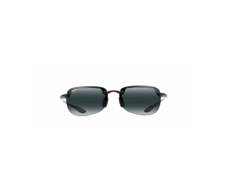 Maui Jim Sandy Beach 408N-02 gafas de sol color negro brillante 1ud
